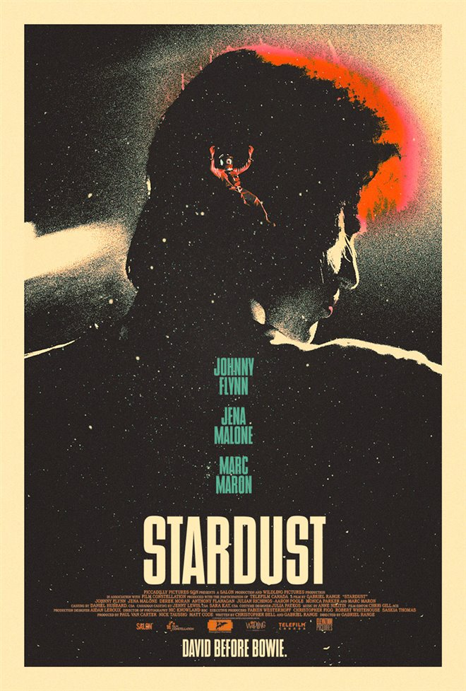 Stardust Large Poster