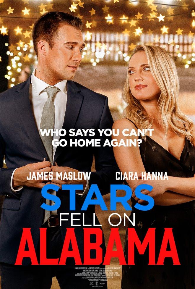 Stars Fell on Alabama Large Poster