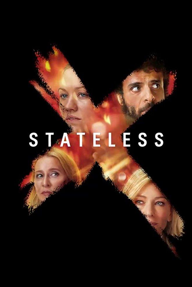 Stateless (Netflix) Large Poster