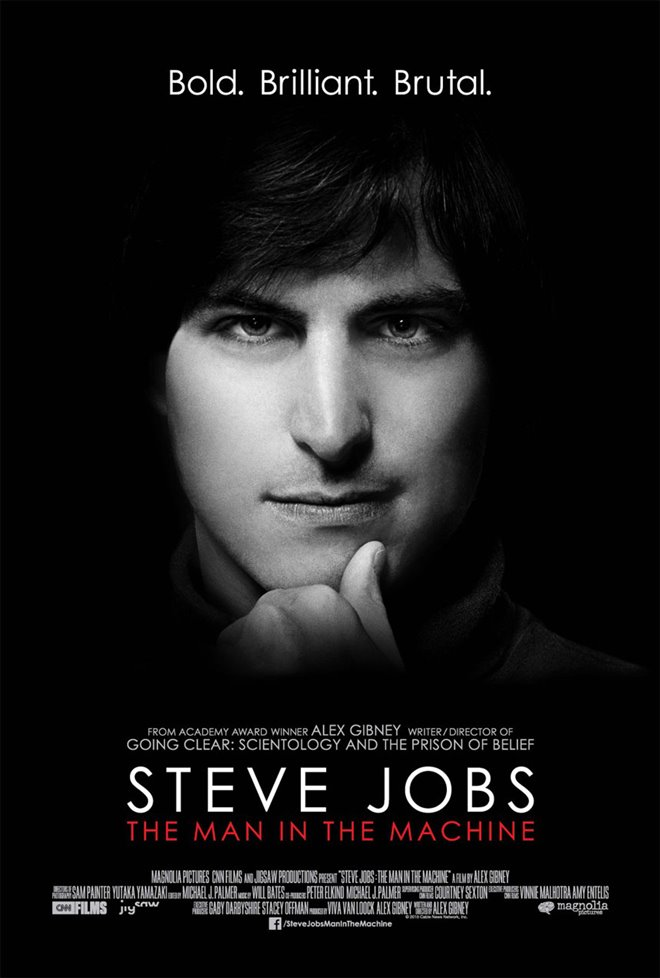 Steve Jobs: The Man in the Machine Large Poster