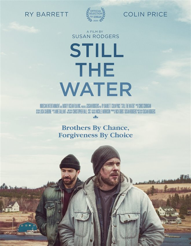 Still the Water Large Poster