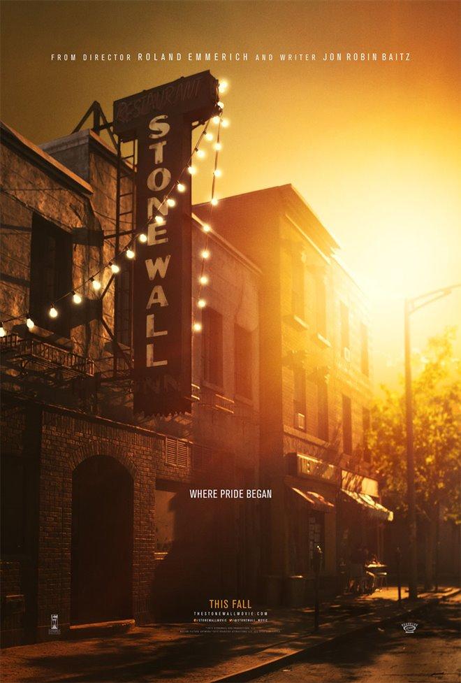Stonewall Large Poster