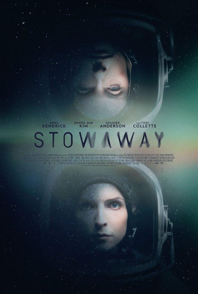 Stowaway Large Poster