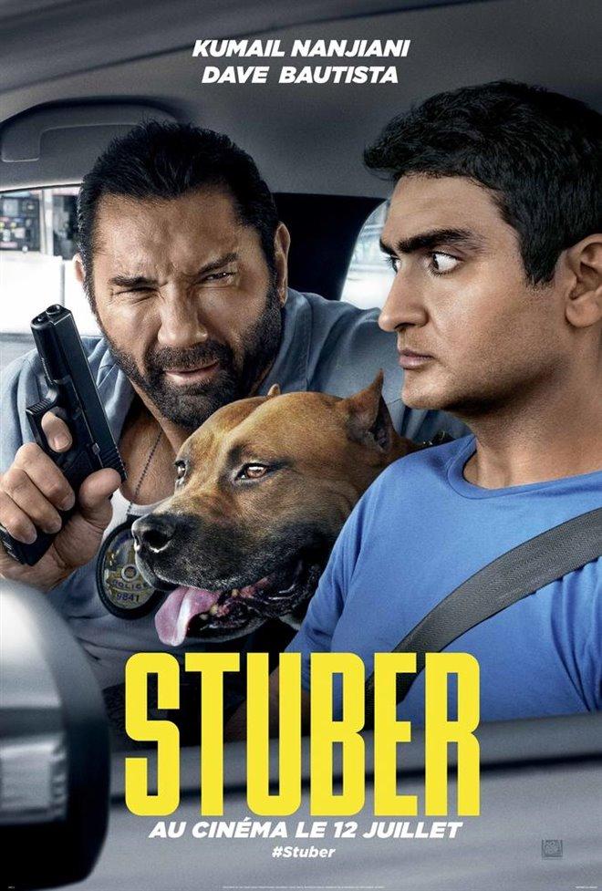 Stuber (v.f.) Large Poster
