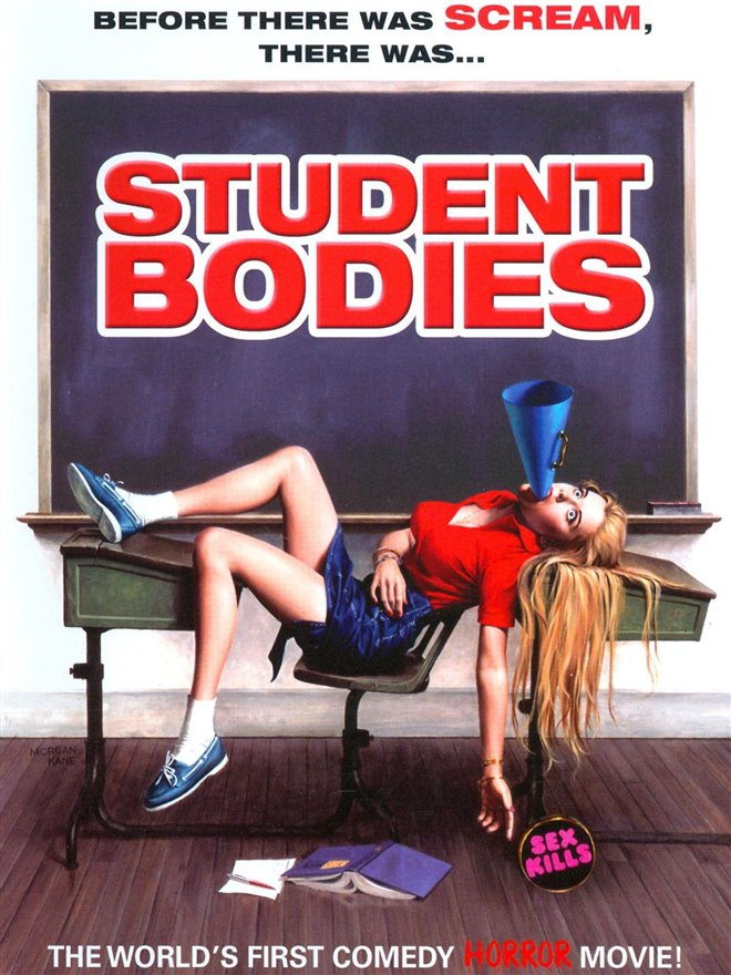 Student Bodies Large Poster