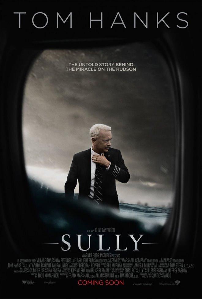 Sully (v.f.) Large Poster