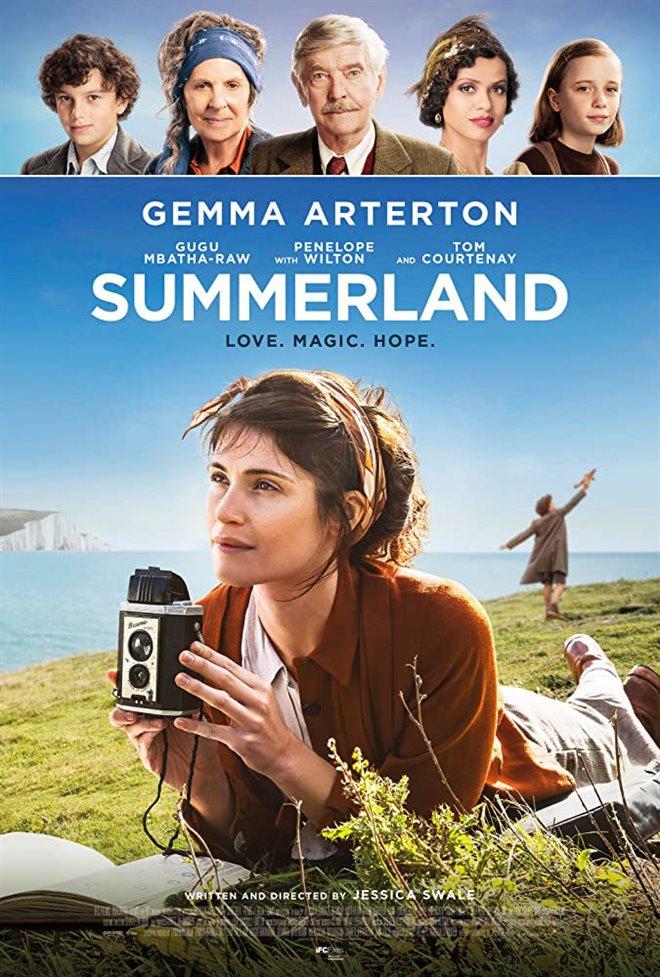 Summerland Large Poster