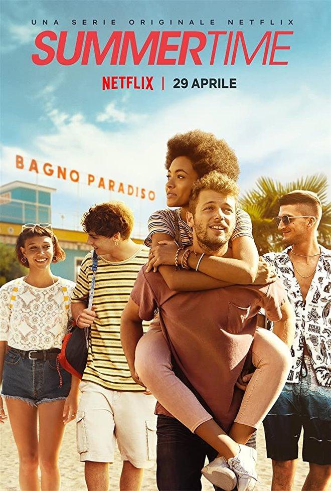 Summertime (Netflix) Large Poster
