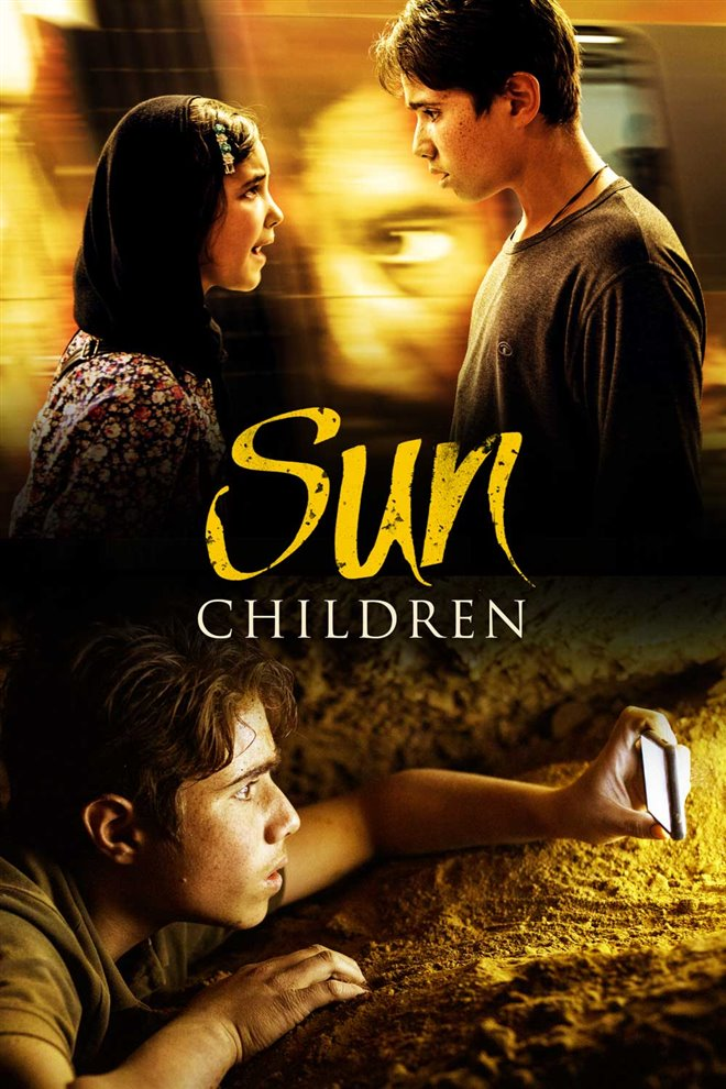 Sun Children Large Poster