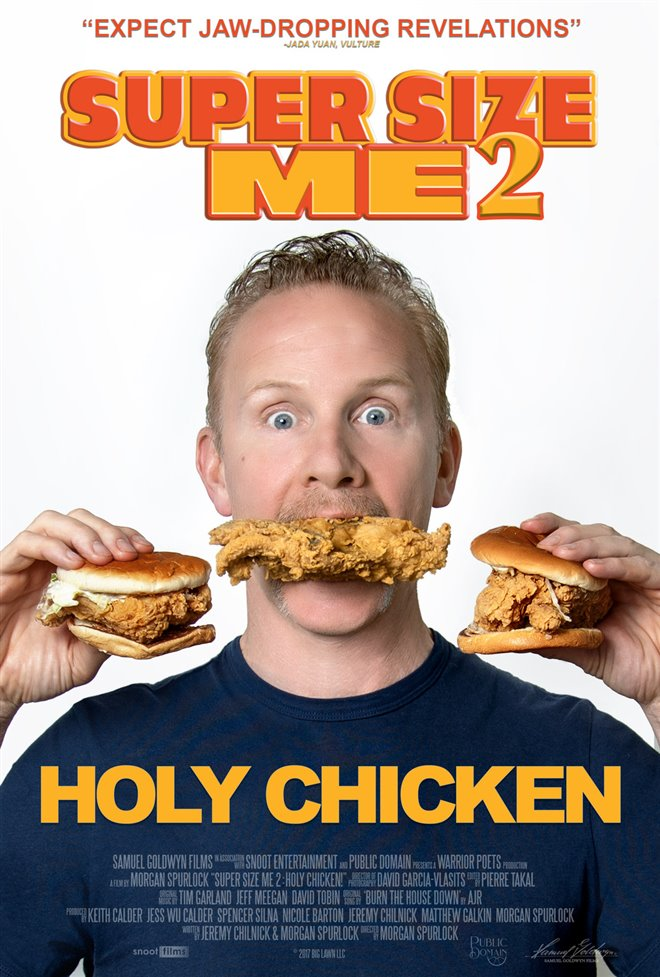 Super Size Me 2: Holy Chicken Large Poster