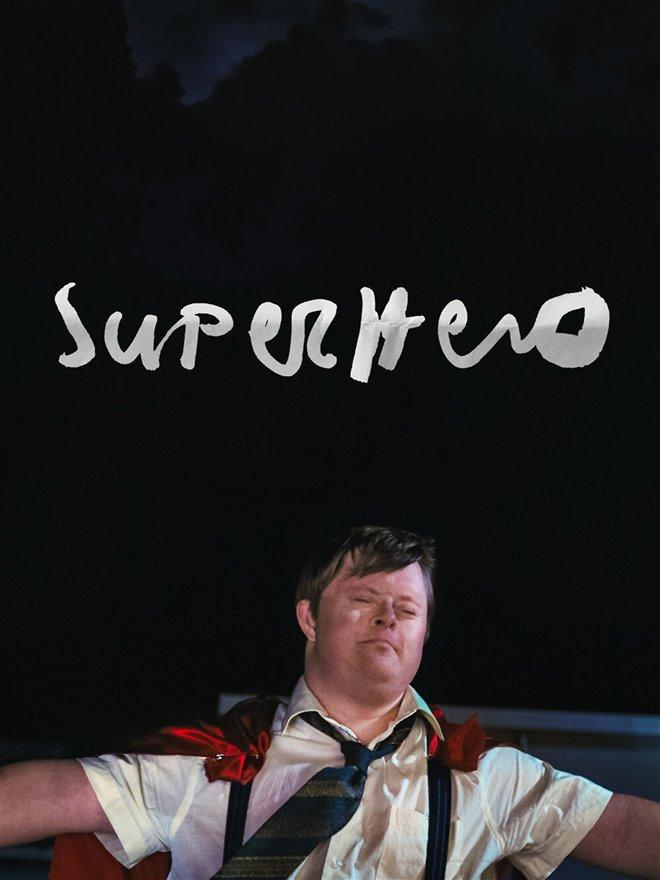 Superhero Large Poster