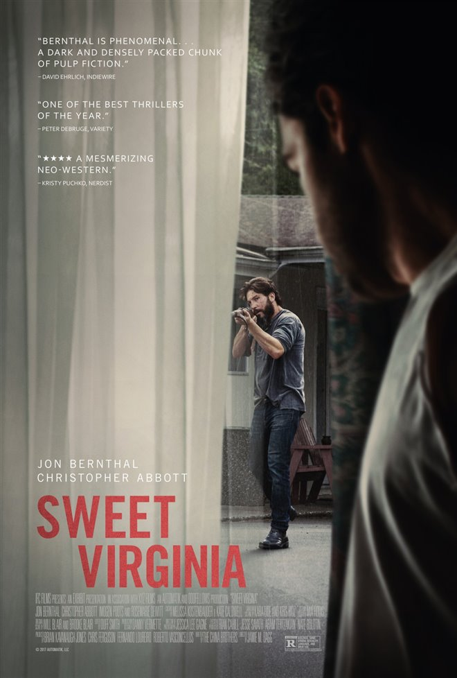 Sweet Virginia Large Poster