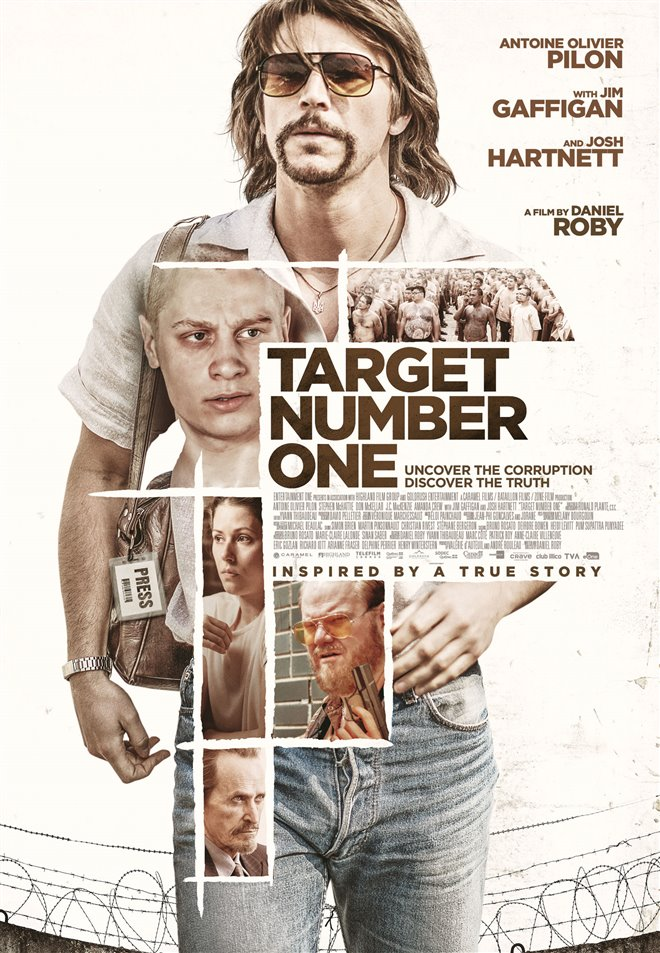 Target Number One (Most Wanted) Large Poster