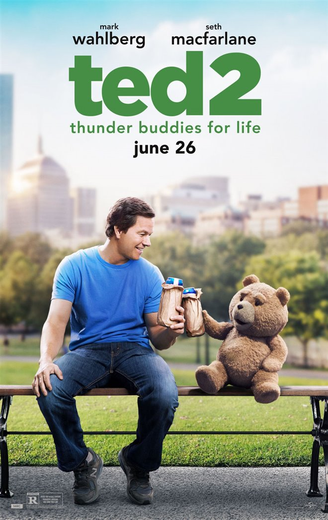 Ted 2 Large Poster
