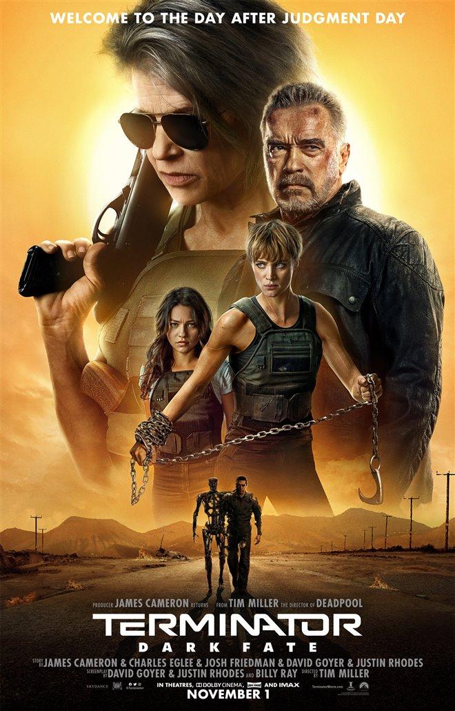 Terminator: Dark Fate Large Poster