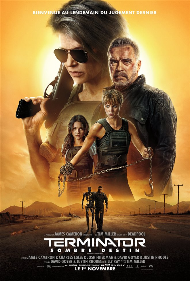 Terminator : Sombre destin - L'expérience IMAX Large Poster