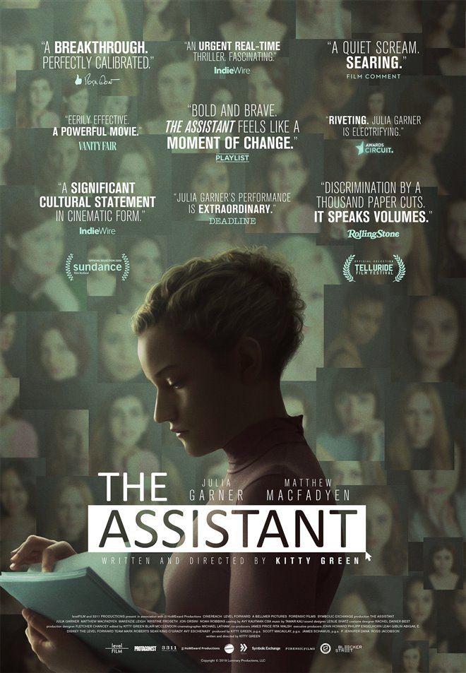 The Assistant Large Poster