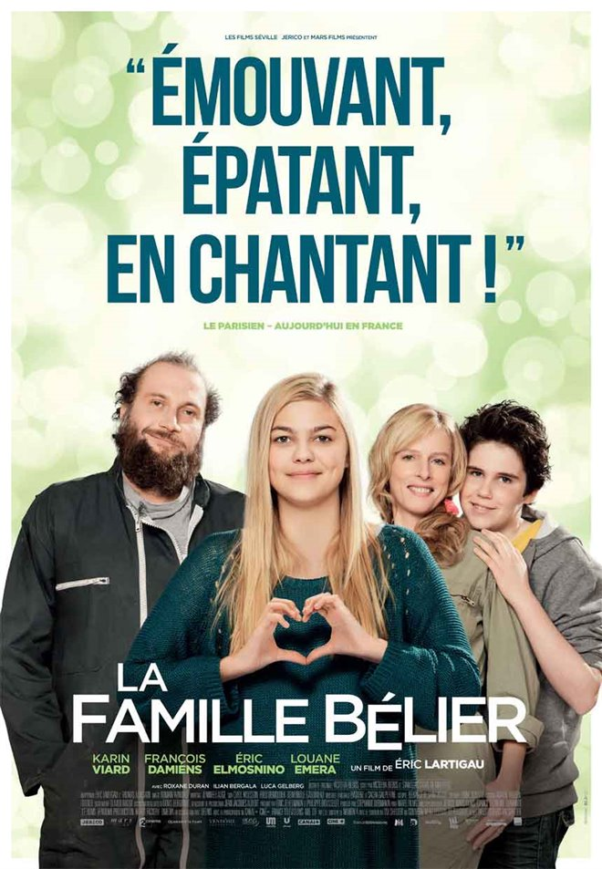 The Bélier Family Large Poster