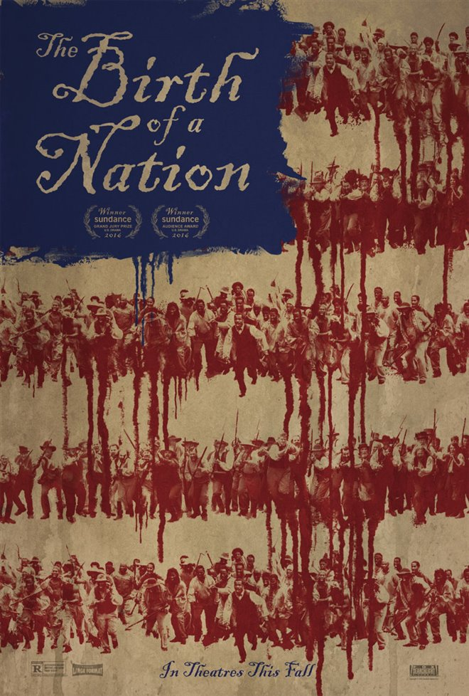 The Birth of a Nation Large Poster