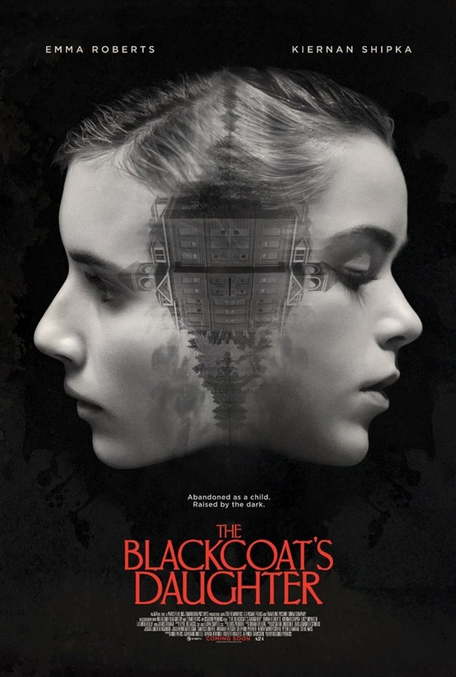 The Blackcoat's Daughter Large Poster