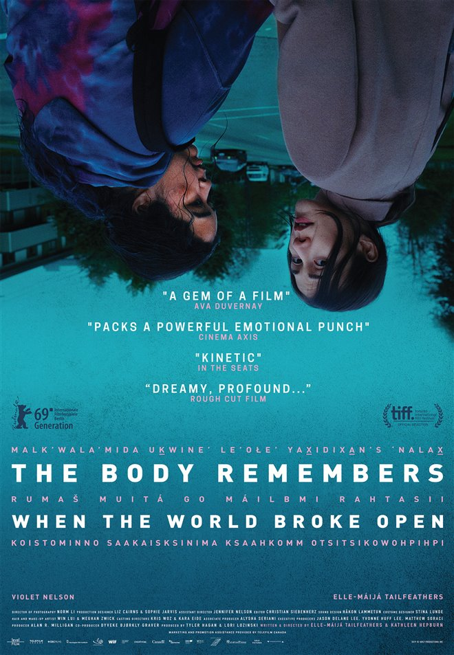 The Body Remembers When the World Broke Open Large Poster