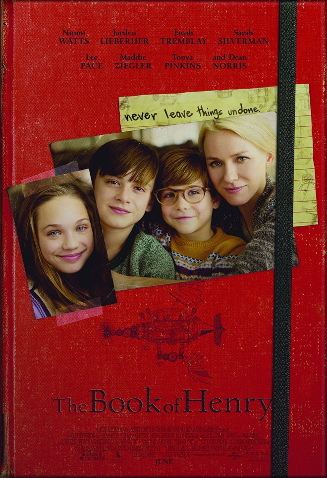 The Book of Henry Large Poster