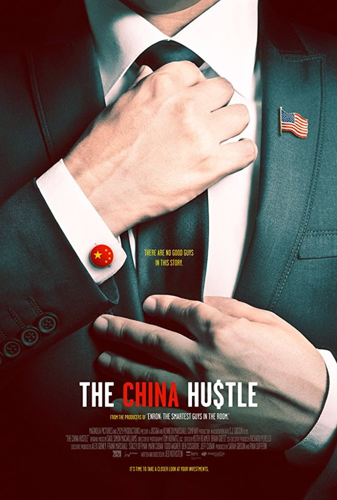 The China Hustle Large Poster