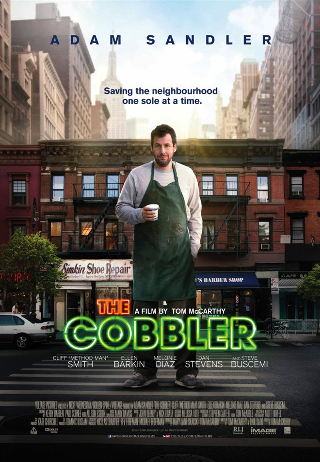 The Cobbler Large Poster