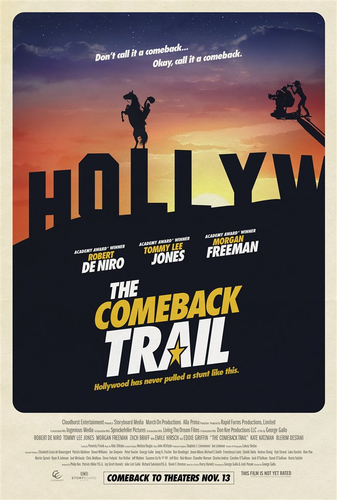 The Comeback Trail Large Poster