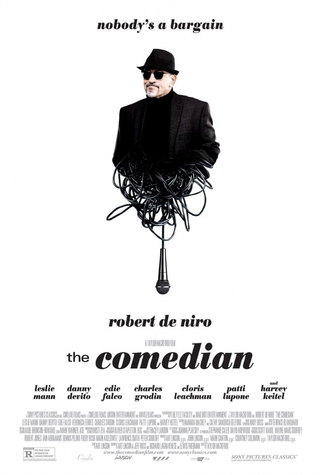 The Comedian (v.o.a.) Large Poster