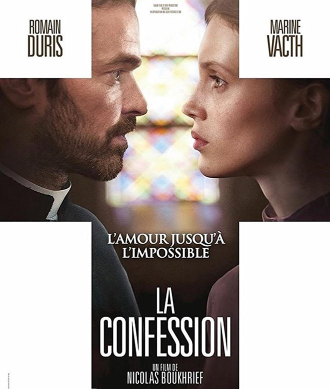 The Confession Large Poster