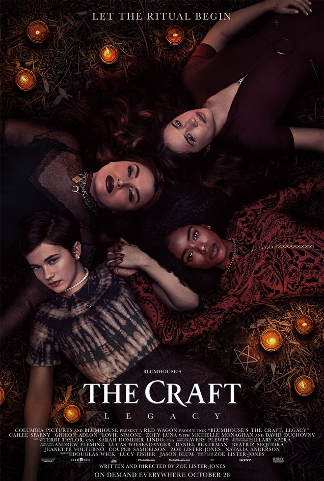 The Craft: Legacy Large Poster