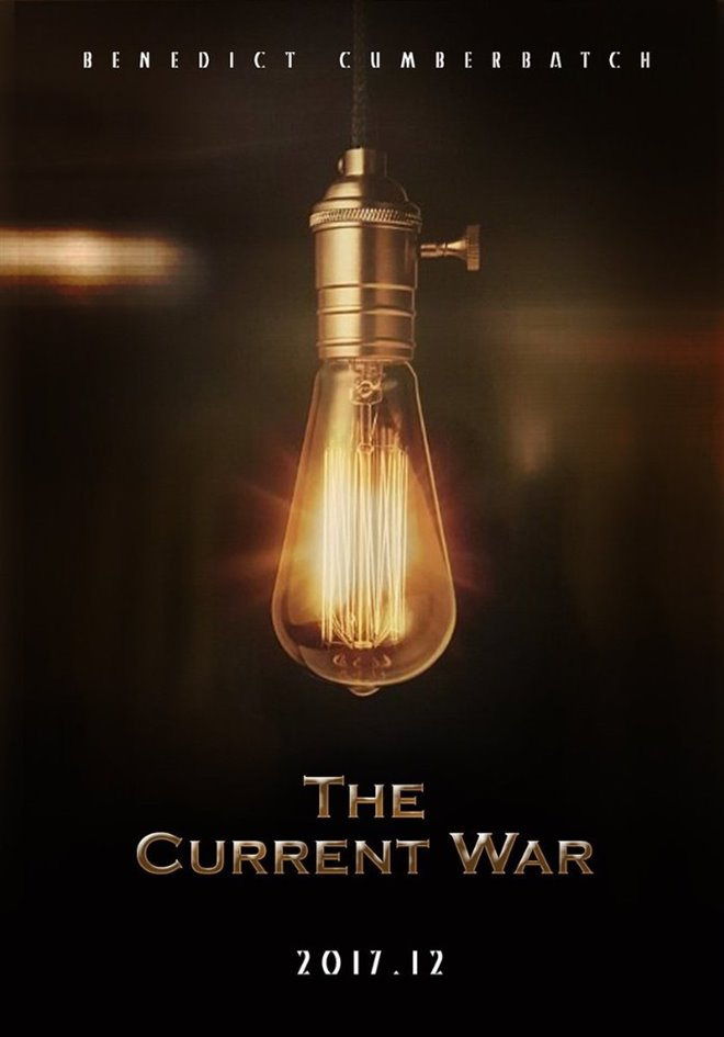 The Current War Large Poster