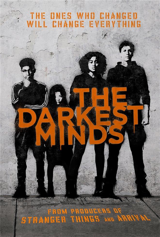 The Darkest Minds Large Poster