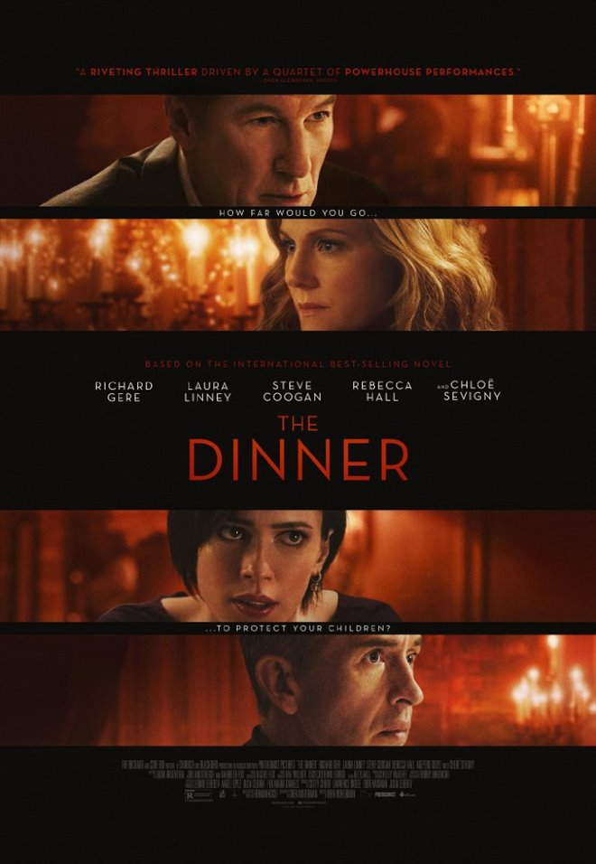 The Dinner Large Poster