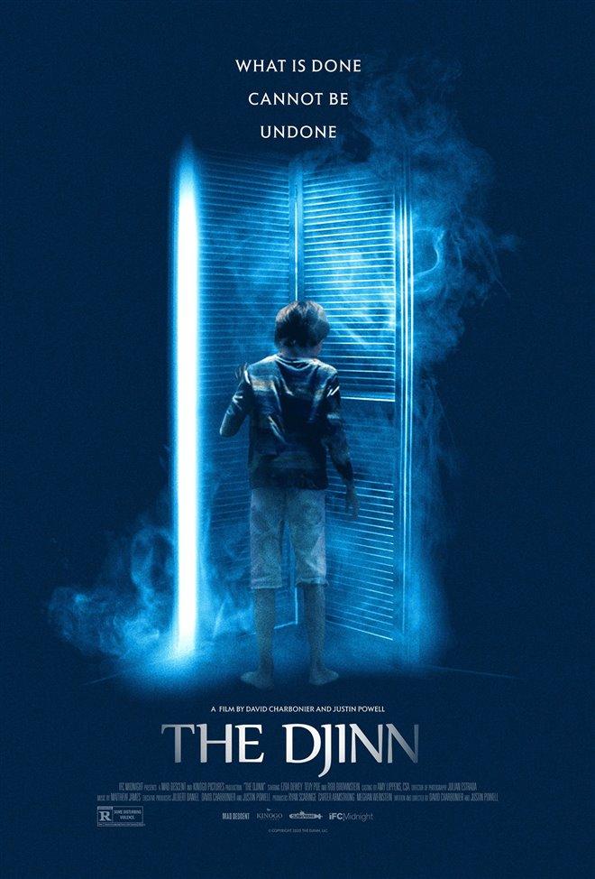 The Djinn Large Poster