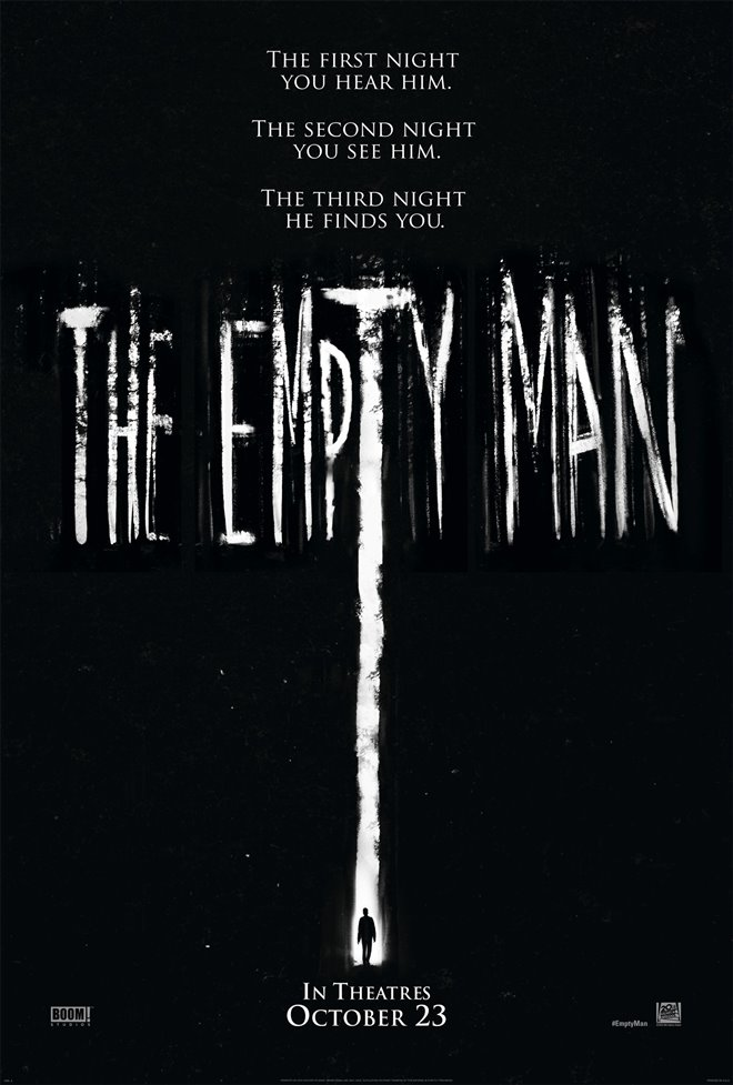 The Empty Man Large Poster