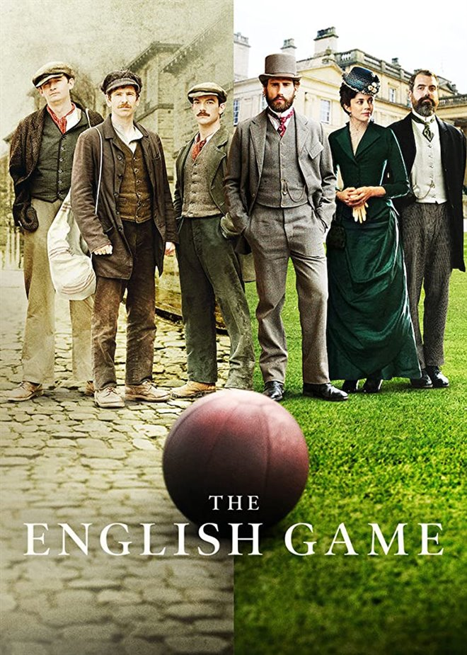 The English Game (Netflix) Large Poster
