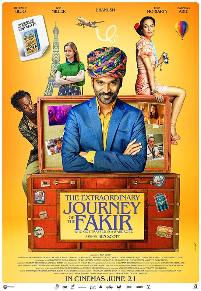 The Extraordinary Journey of the Fakir Large Poster