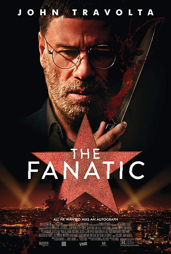 The Fanatic Large Poster
