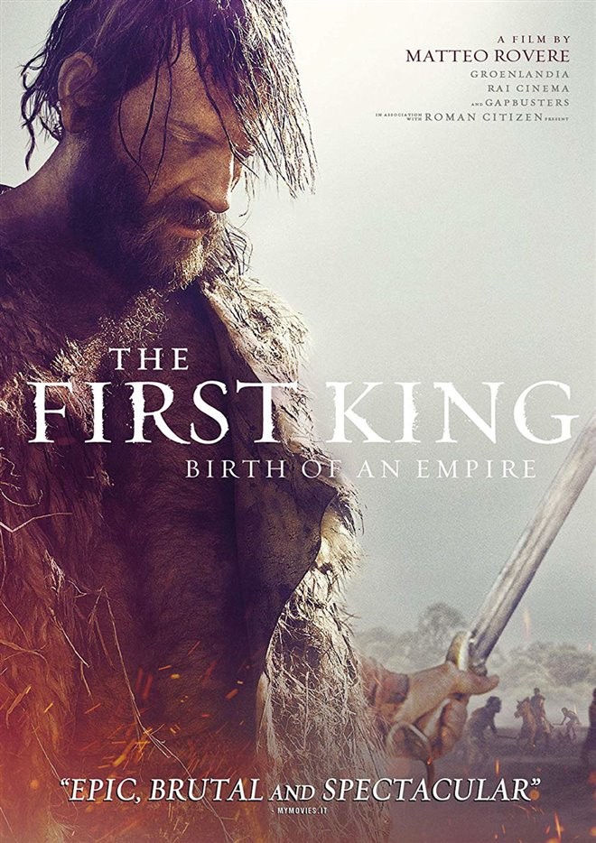 The First King Large Poster