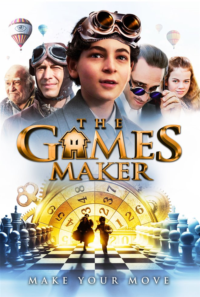The Games Maker Movie Poster