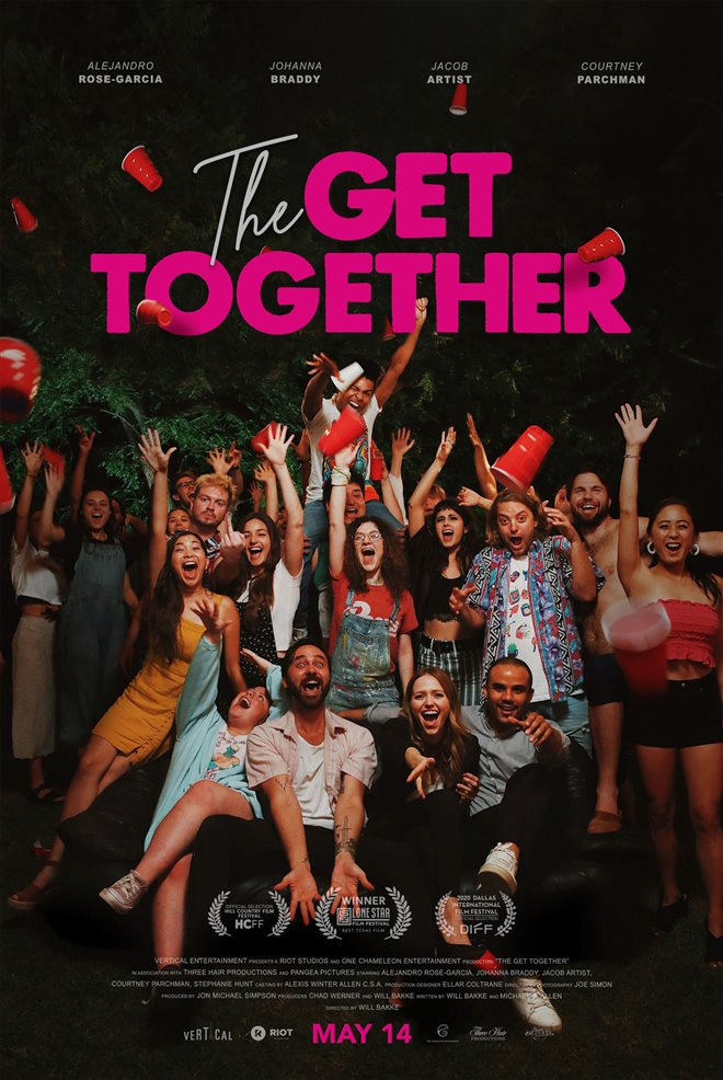 The Get Together Large Poster