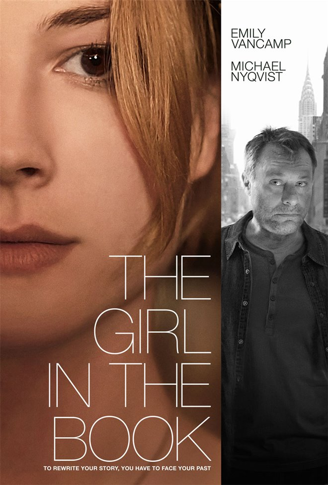 The Girl in the Book Large Poster