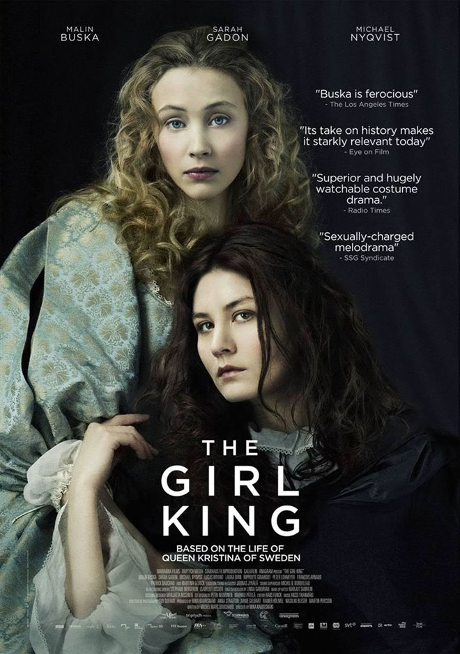 The Girl King Large Poster