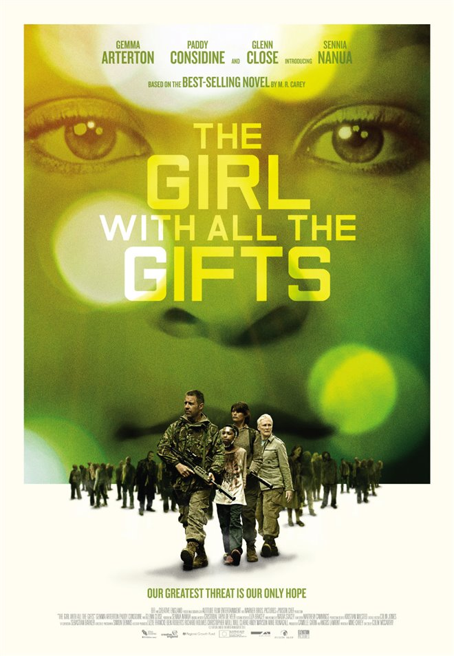The Girl with All the Gifts Large Poster
