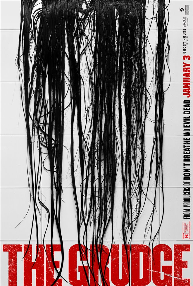The Grudge Large Poster