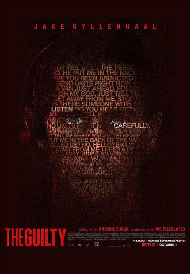 The Guilty (Netflix) Large Poster