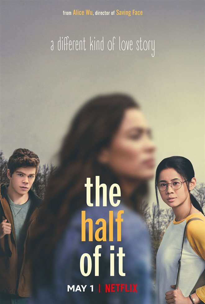 The Half of It (Netflix) Large Poster
