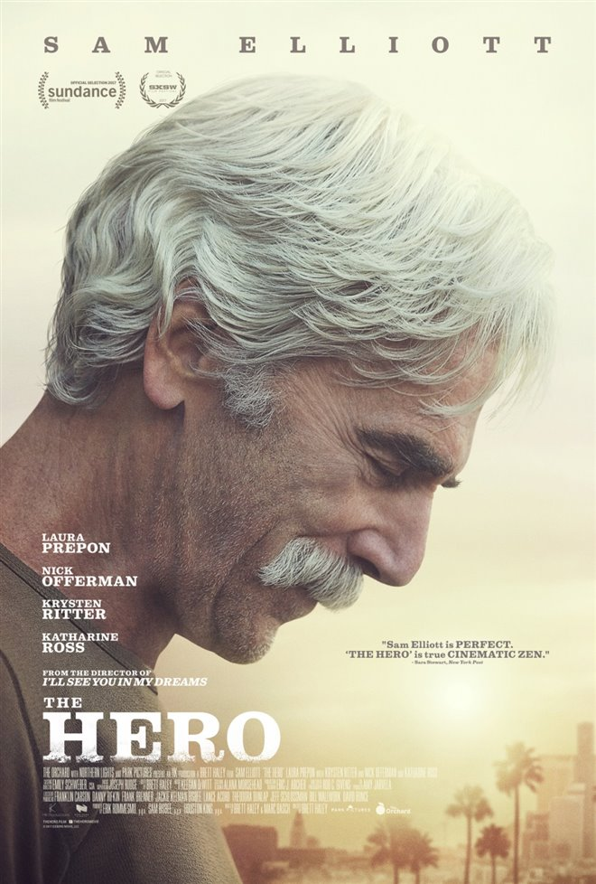 The Hero Large Poster